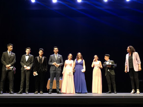 Graduación 2ºBachillerato Promoción 2017-2019