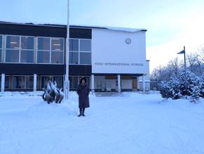 Nuestra directora realiza una movilidad a Finlandia dentro del Programa Erasmus +