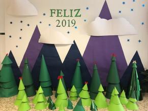 El IES Sierra Blanca les desea a toda la Comunidad Educativa una Feliz Navidad