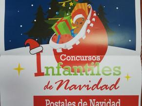 Abierto el plazo de inscripción para los concursos de tarjetas y redacciones navideñas