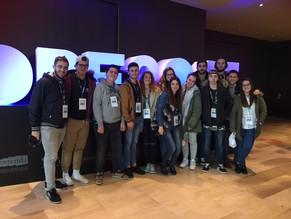"""El alumnado de FOL asiste en Sevilla  al """"Día del Emprendedor"""""""