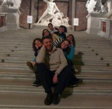 Encuentro en Viena del alumnado del Proyecto K2 Erasmus+