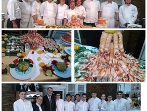 XIX Mariscada en el Restaurante del IES Sierra Blanca