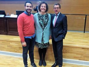 Nuestra directora Sofía Morales asiste al Congreso celebrado en Sevilla para el fomento del Alemán