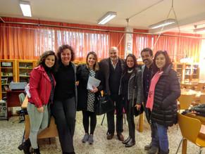 El reconocido psicopedagogo Joan Vaello Orts visita nuestro centro