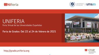 UNIFERIA: Feria Virtual de Grados 2021