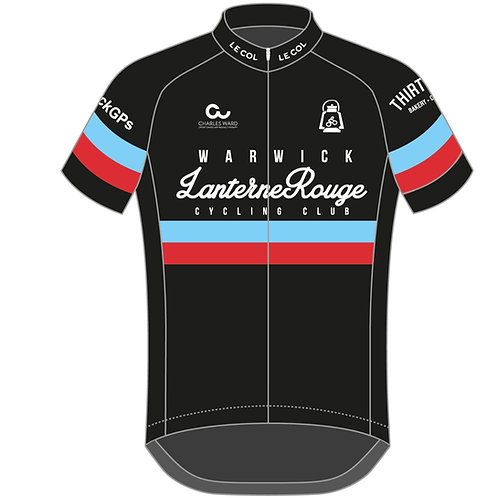 Le Col Club Short Sleeve Jersey (Unisex)
