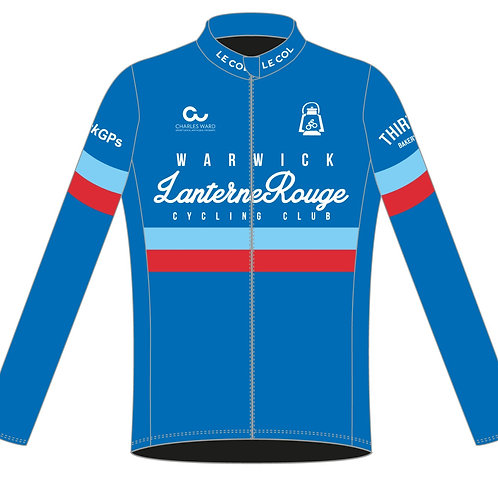 Mens Le Col Aqua Zero Winter Jersey (Slim Fit)