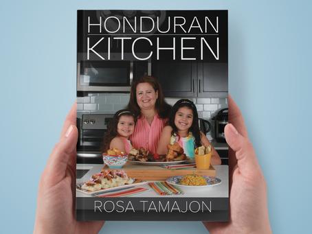 Honduran Kitchen Now On Amazon!