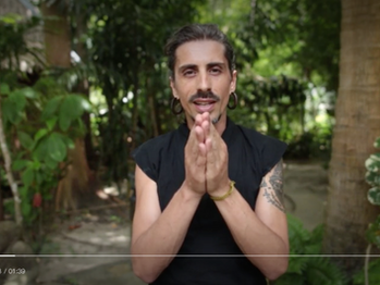 Six Healing Sounds Meditation with Sebastian Bruno