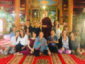 Traditional Thai Massage Medicine Tour C