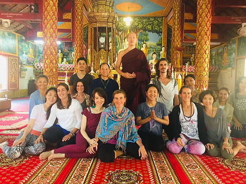 Traditional Thai Massage Medicine Tour C