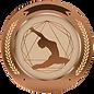 Bronza Yoga Medallion Round 300px.png