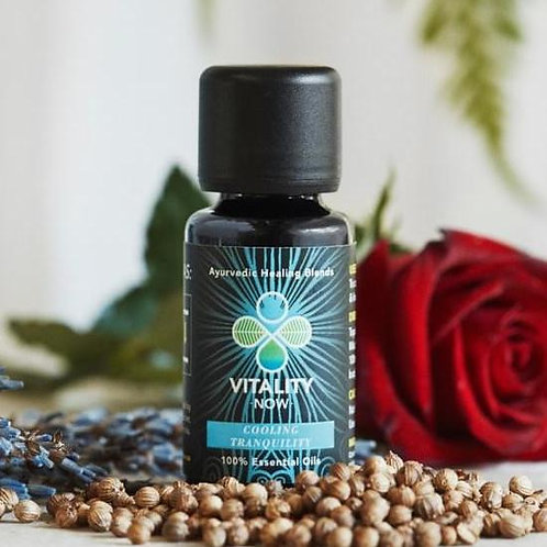 Pitta Blend: Cooling Tranquility Ayurvedic Essential Oil