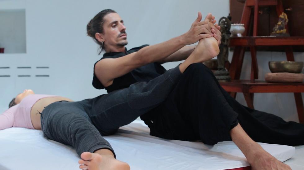 Sebastian Bruno Massage Training ThaiVed