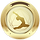 Gold Yoga Medallion Round 300px.png