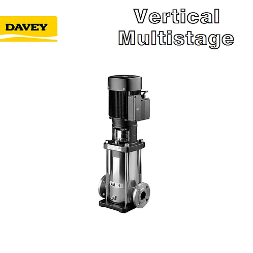 Davey Vertical Multistage