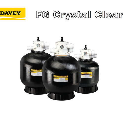 Davey sand Filter fiberglass FG32 CCF32
