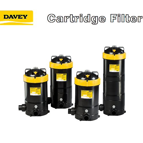 Davey Cartridge Filter EC1000