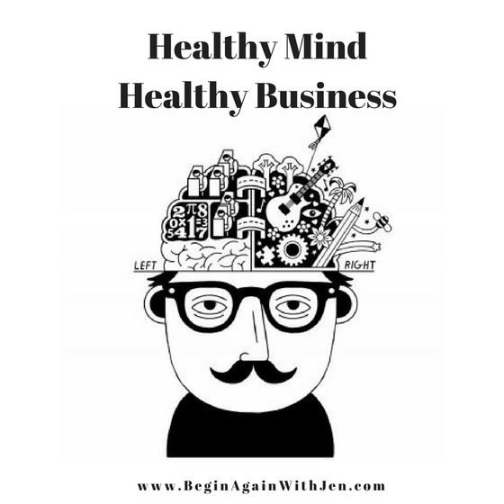 Mindset Matters for Small Business Success