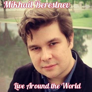 Mikhail Berestnev Concert Pianist