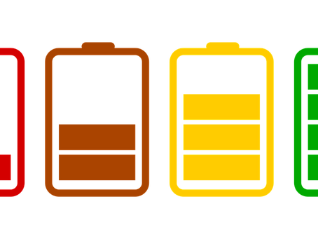 Vitaliteitsbatterijen voor de sporter