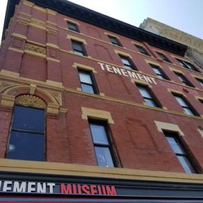 Field Trip: Tenement Museum