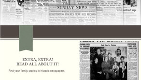 Top 10 Tips for Newspaper Research