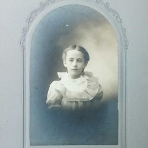 Through the Eyes of a Child (#52Ancestors week 37: Closest to your birthday)