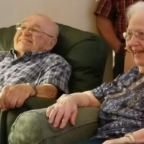 Grandpa's 90th Birthday Wisdom on Independence Day (#52Ancestors week 27: Independence)