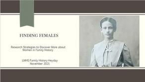 Family History Heyday