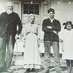 Four Generation Photos (#52Ancestors week 31: Oldest)