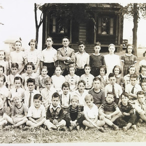 Back to School: Now and Then (#52Ancestors week 35: Back to School)