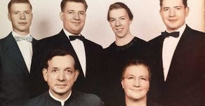 Kissing Cousins, Mennonite Ministers, and First Settlers (#52Ancestors week 51: Nice)