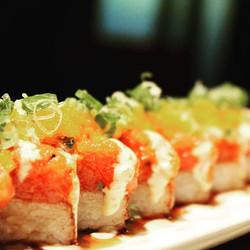 Crispy sp tuna_#agamisushi#sushi#uptown#chicago#bestsushi#opentable#chicagosushi#tuna#crispy#crispys