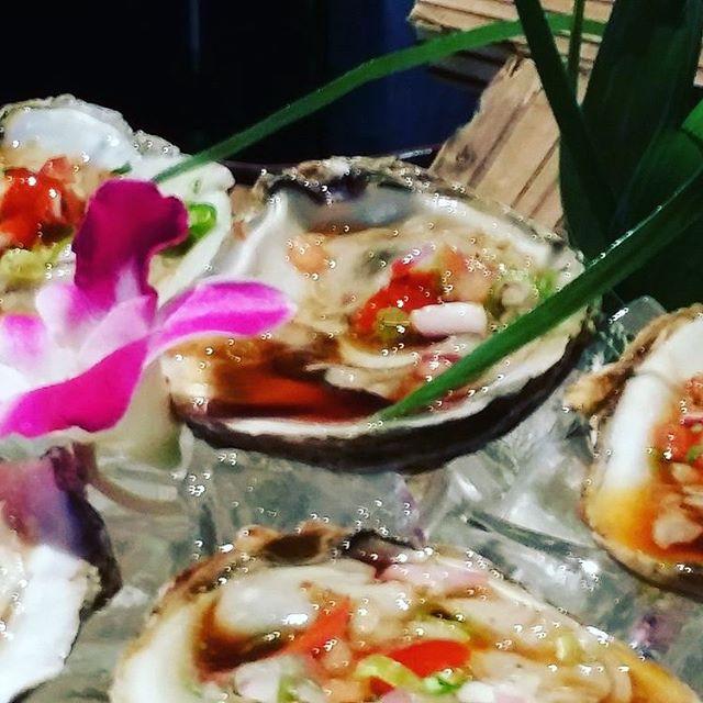 Oyster night 🍣 fresh season_#agamisushi#sushi#uptown#chicago#bestsushi#opentable#chicagosushi#oyste