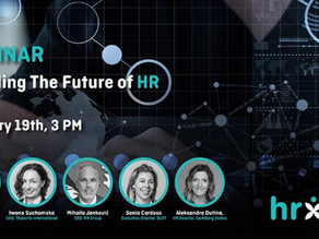 Decoding The Future of HR - HR Xcel Webinar
