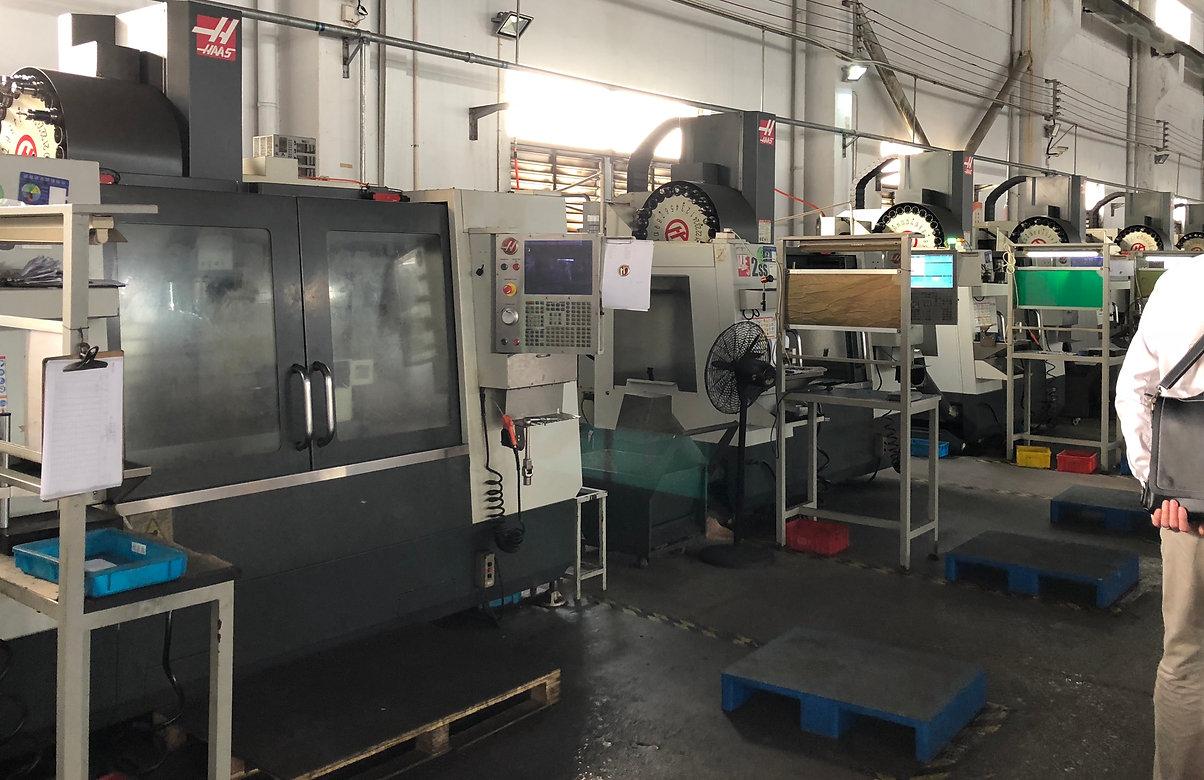 CNC-Tillverknig, Svarning, Formsprutning, Anodisering