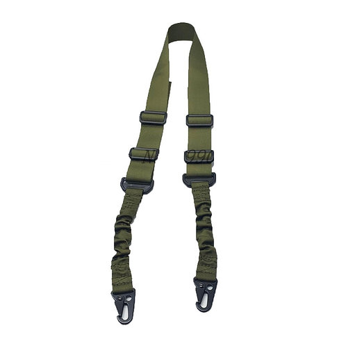 2 Point Tactical Bungee Sling, Olive
