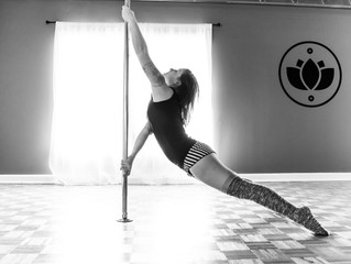Pole Photo Shoot with Jane!