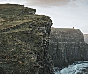 Over the Cliff