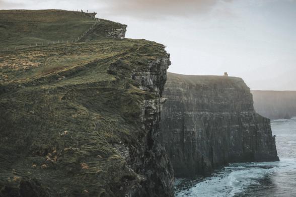 A Cliffhanger!