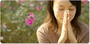 preghiera buddista