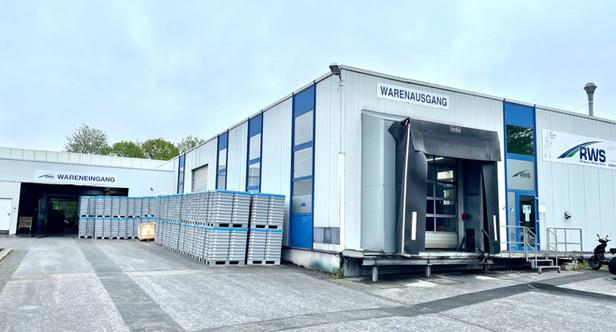 RWS Industrieservice GmbH - Abteilung Behälterwäsche