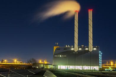 Reinigung Kraftwerke