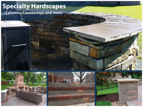 Specialty Hardscapes