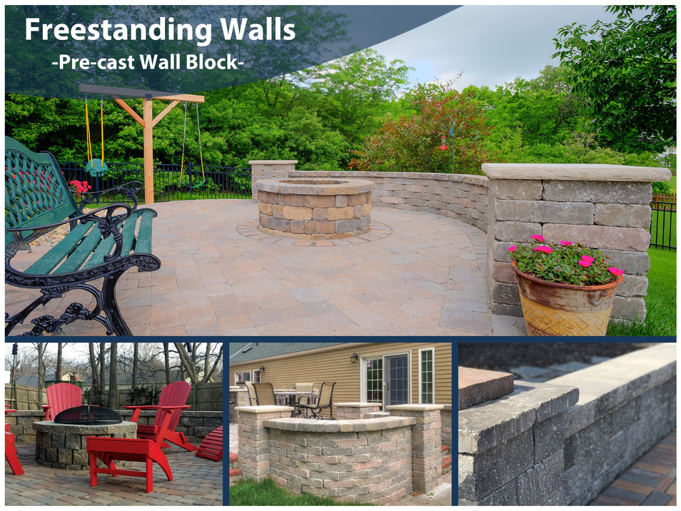 Freestanding Walls