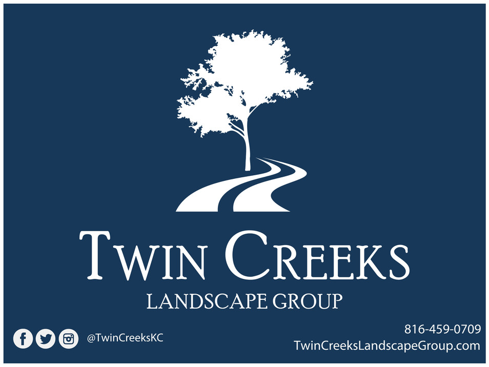 Thank you from Twin Creeks Landscape Group