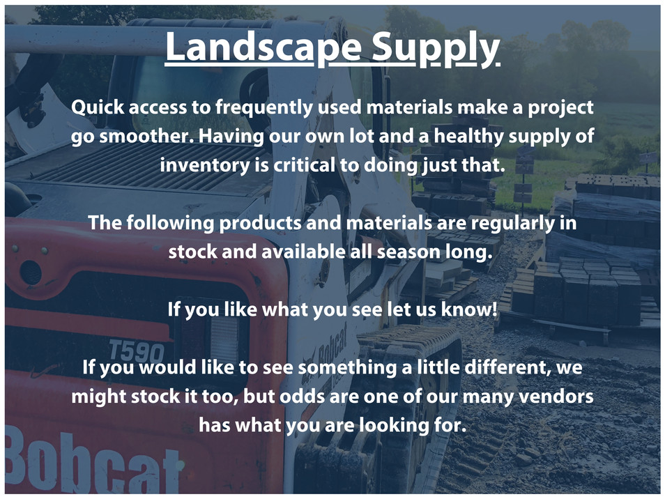 Landscape Supply