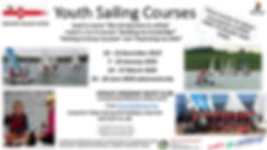 2019 2020 HMYC dinghy sailing course Sep